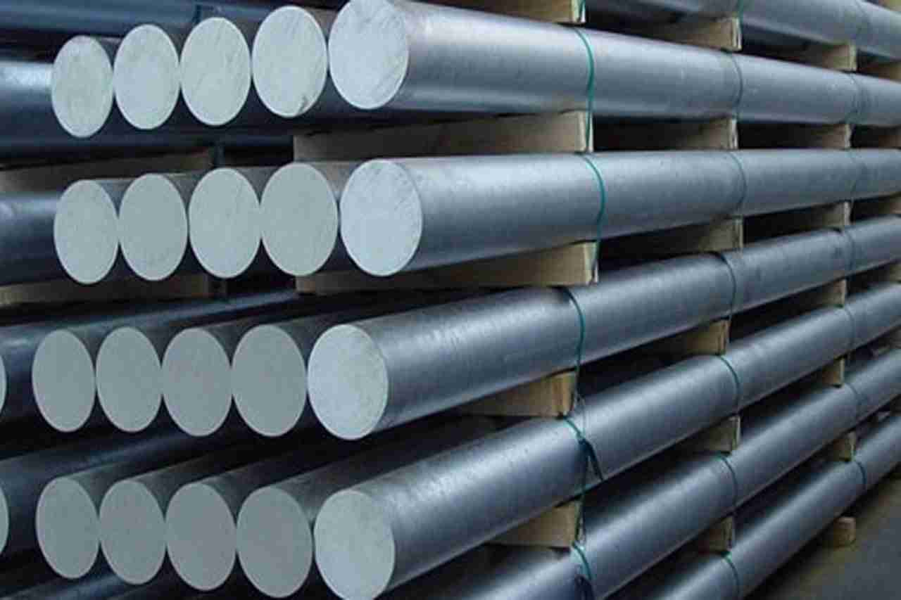 Aluminum Steel Bar