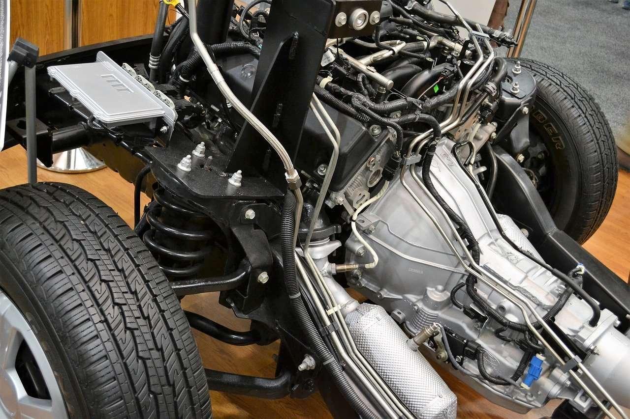 Swiss Machines Parts
